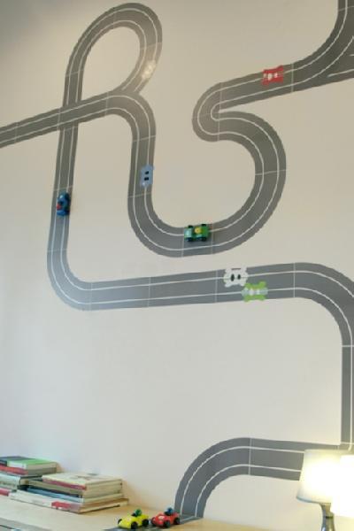 Car Wall Deatil