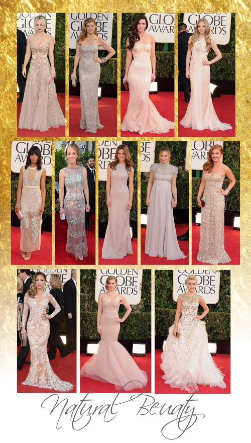 Goldn Globes 2013-Nude