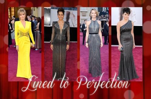Oscars 2013 Geometric